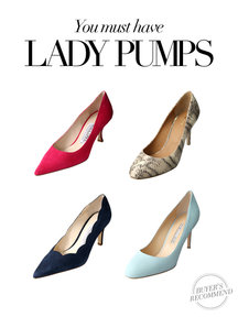 Lady Pumps