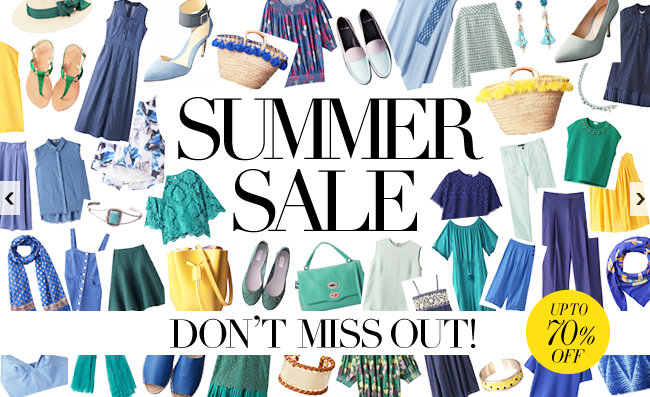 ELLE SHOP SUMMER SALE