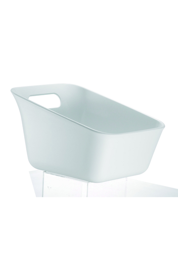 SEMPRE センプレ 【I'mD】風呂桶 角RETTO ホワイト