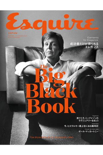 ハースト婦人画報社 ハーストフジンガホウシャ 【送料無料】Esquire The BIG BLACK BOOK(2017/4/24発売)